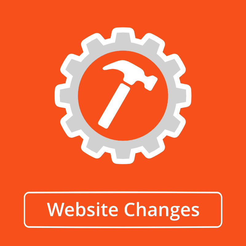 Website Changes Add-on
